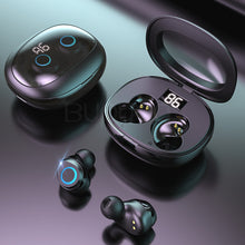 Load image into Gallery viewer, Touch Control Mini Wireless Bluetooth Earphones With Microphone