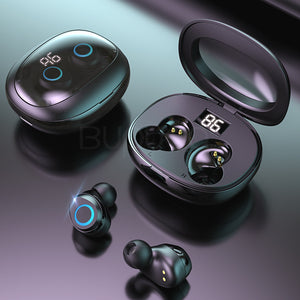 Touch Control Mini Wireless Bluetooth Earphones With Microphone