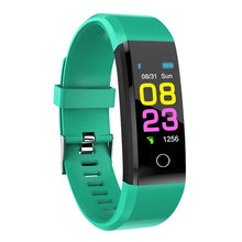 Load image into Gallery viewer, ZAPET Fitness Tracker Smartwatch Sport Watch Green | etrolleys.com | The Best Budget Price High Quality