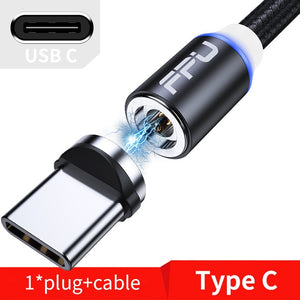 FPU 3m Magnetic Micro USB Cable | etrolleys.com