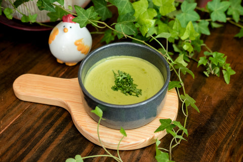 Green Peas Soup Veloute