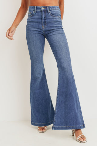 High Waisted Bell Bottoms