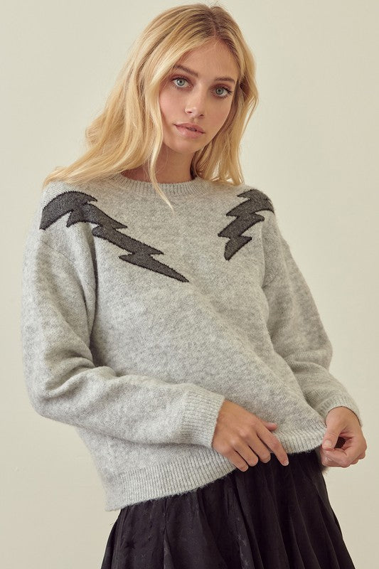 Like Lightning Sweater