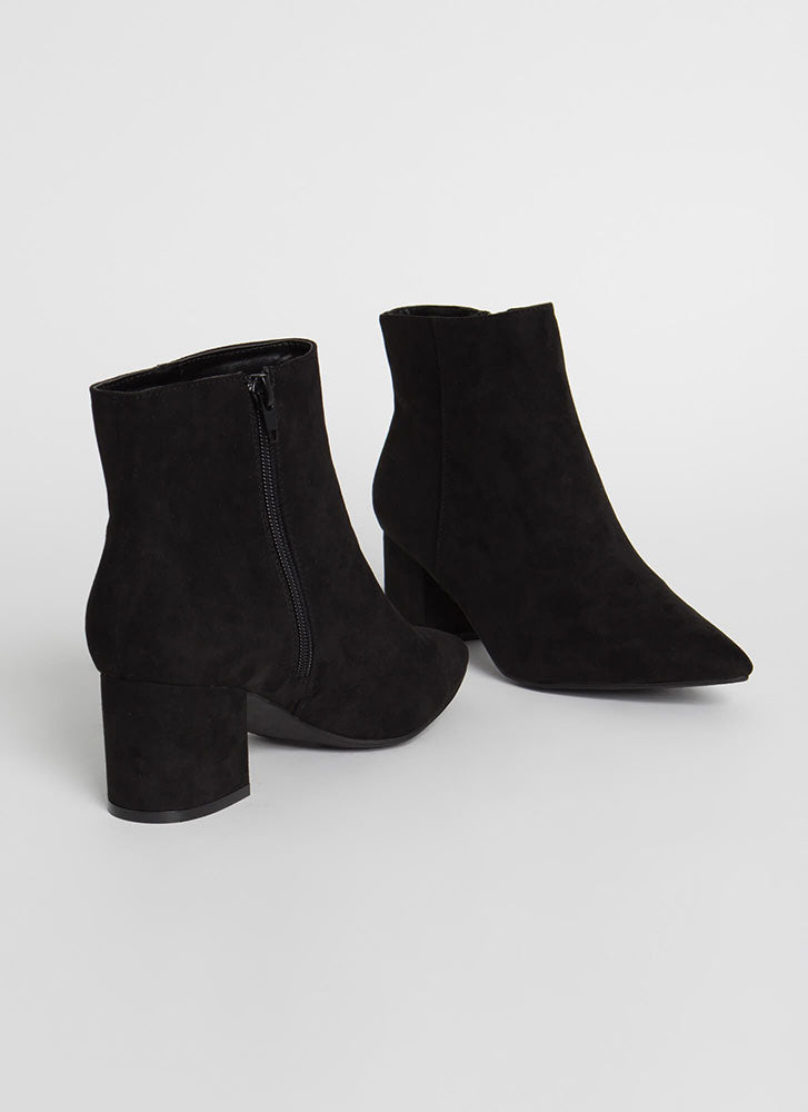 Rapid Bootie, Black