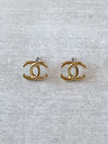 CC Solid Studs, Gold