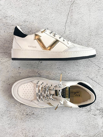 Remedy Metallic Sneaker