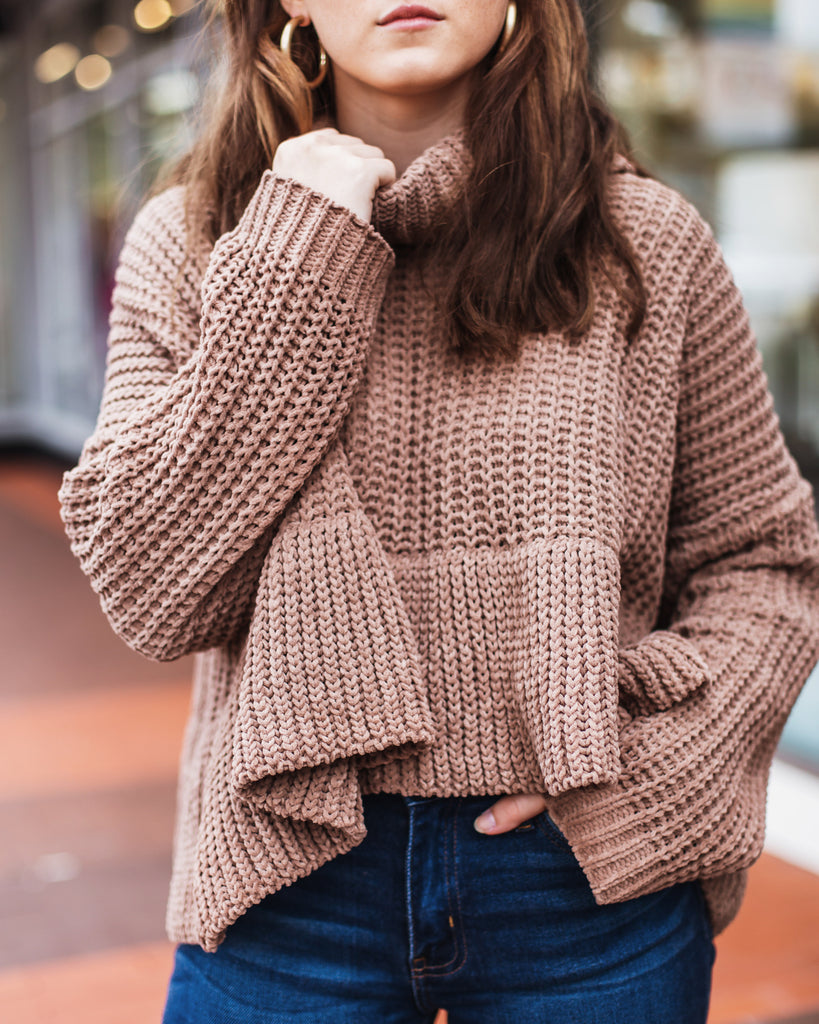 Parisian Winter Turtleneck