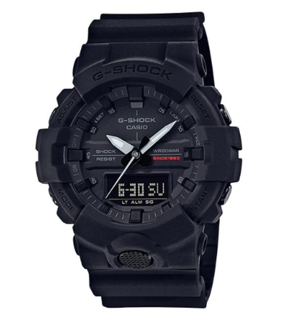 G-SHOCK 35TH ANNIVERSARY BLACK SERIES GA-835A-1ADR