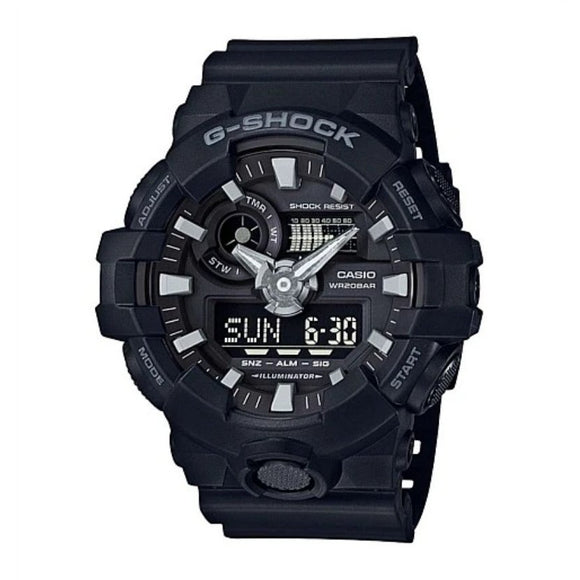 G-SHOCK DUO GA-700-1BDR