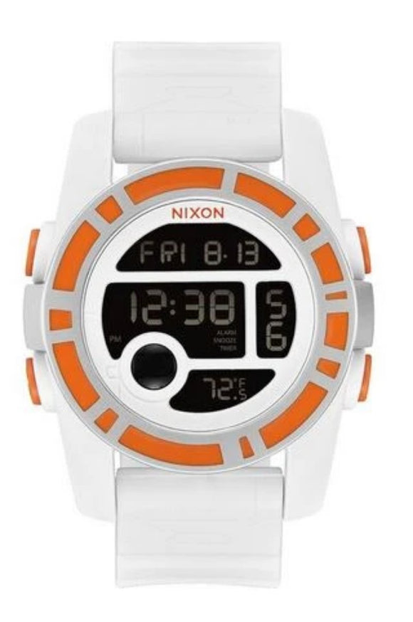 NIXON & STARWARS COLLAB BB-8 UNIT 40 A490SW-2606-00
