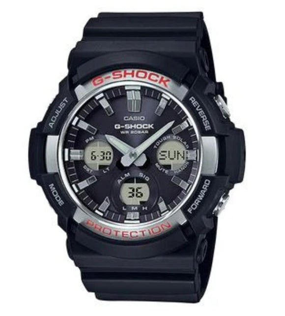 G-SHOCK SOLAR DUO GAS-100-1ADR - Un Aime