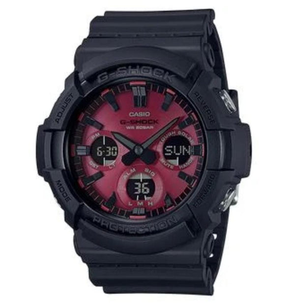 G-SHOCK SOLAR POWERED DUO GAS-100AR-1ADR - Un Aime