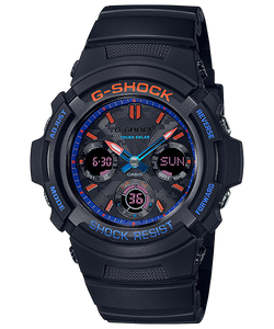 G-SHOCK CITY CAMOFLAGE SERIES SOLAR DUO AWRM-100SCT-1A