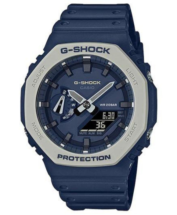 G-SHOCK EARTH TONE COLOUR SERIES CARBON CORE DUO GA2110ET-2ADR