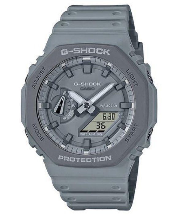 G-SHOCK EARTH TONE COLOUR SERIES CARBON CORE DUO GA2110ET-8ADR