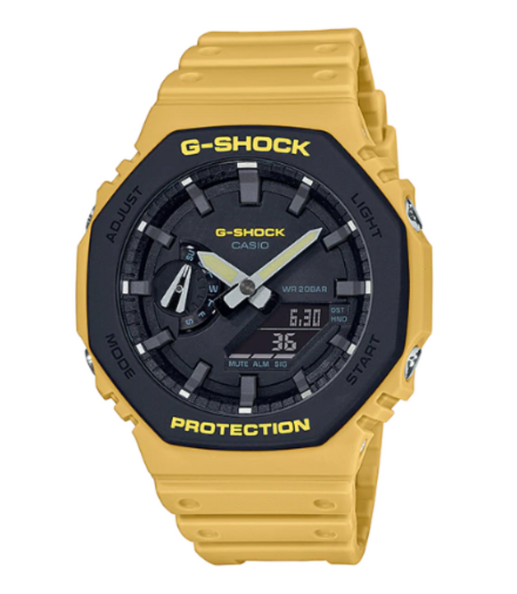 G-SHOCK CARBON CORE DUO GA-2110SU-9ADR - Un Aime