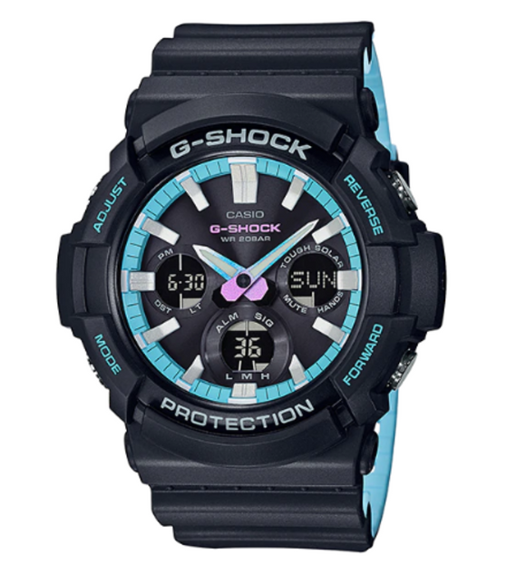 G-SHOCK SOLAR DUO GAS-100PC-1ADR - Un Aime