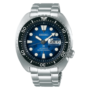 SEIKO PROSPEX SAVE THE OCEAN KING TURTLE SRPE39K1 - Coming Soon