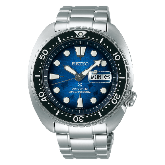 SEIKO PROSPEX SAVE THE OCEAN KING TURTLE SRPE39K