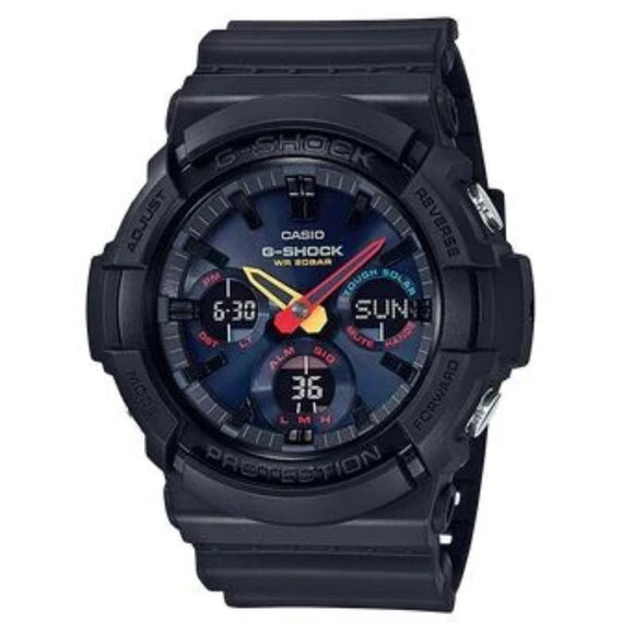 G-SHOCK SOLAR POWER DUO GAS-100BMC-1ADR - Un Aime