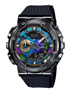 G-SHOCK METAL SERIES DUO GM-110B-1ADR