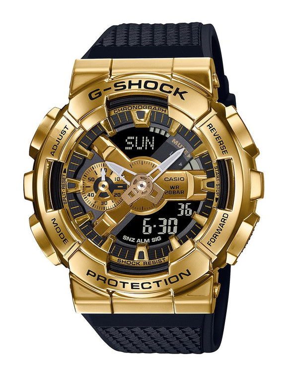 G-SHOCK METAL DUO GM-110G-1A9