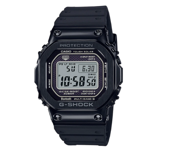 G-SHOCK ORIGIN METAL SQUARE GMW-B5000G-1DR - Un Aime