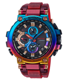 "G-SHOCK MTG 'VOLCANIC LIGHTING"" RAINBOW LIMITED EDITON MTG-B1000VL-4ADR"
