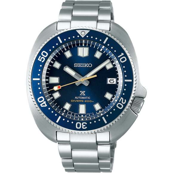 SEIKO PROSPEX 55TH ANNIVERSARY BLUE