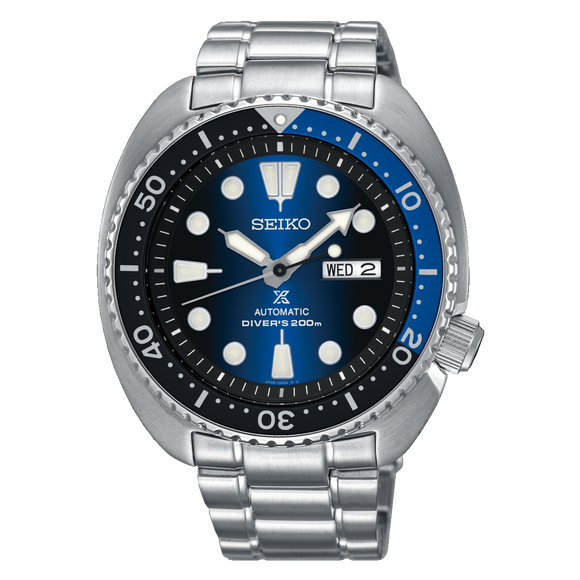 SEIKO PROSPEX TURTLE AUTOMATIC DIVE WATCH SRPC25K