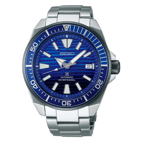 SEIKO PROSPEX SAVE THE OCEAN SAMURAI SRPC93K