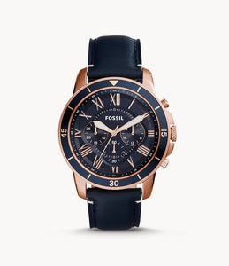 FOSSIL GRANT CHRONOGRAPH FS5237