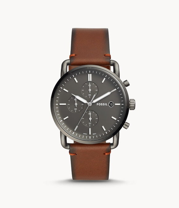 FOSSIL THE COMMUTER CHRONOGRAPH FS5523