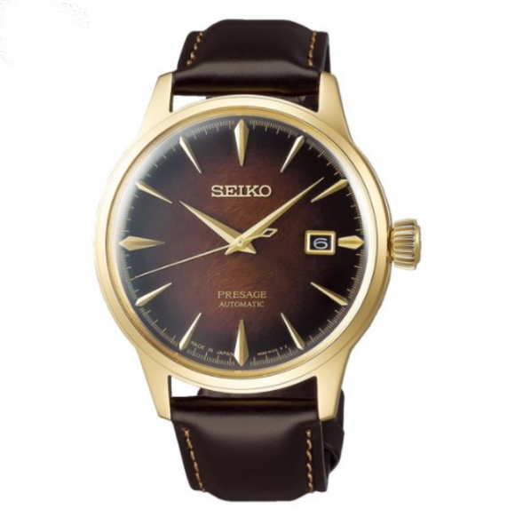 SEIKO PRESAGE COCKTAIL OLD FASHION LIMITED EDITION SRPD37J1