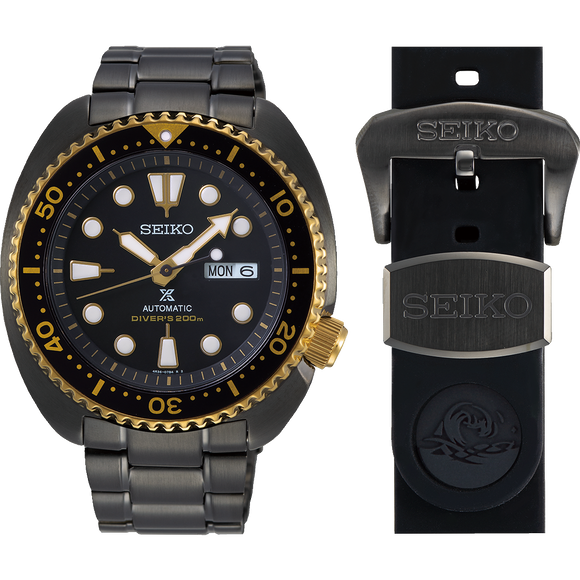 SEIKO PROSPEX TURTLE AUSTRALIA EXCLUSIVE LIMITED EDITION SRPD50K1