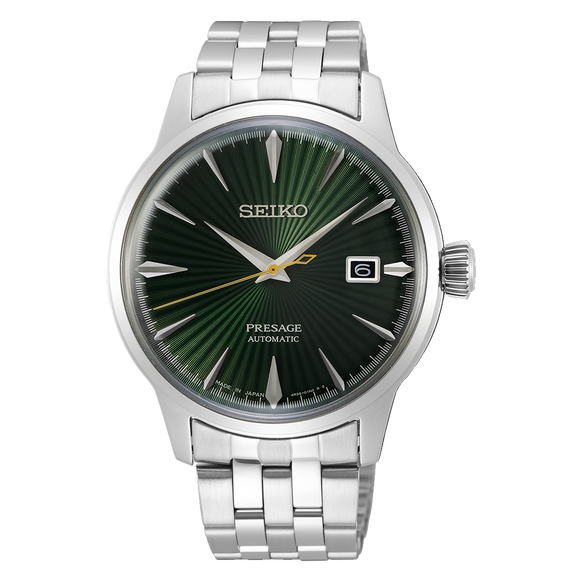 SEIKO PRESAGE COCKTAIL MOCKING BIRD SRPE15J1 - Un Aime