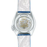 "SEIKO 5 X STREET FIGHTER LIMITED EDITION SRPF17K - CHUN LI "" BLUE JADE """