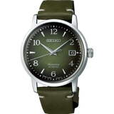 "SEIKO PRESAGE COCKTAIL STAR BAR ""MATCHA"" LIMITED EDITION AUTOMATIC - SRPF41J"