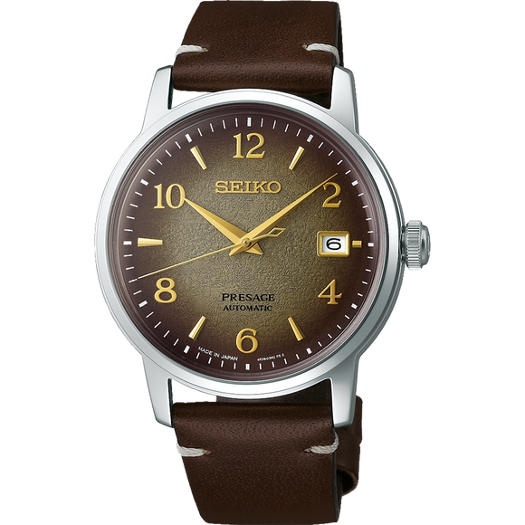 SEIKO PRESAGE COCKTAIL STAR BAR