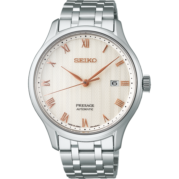 SEIKO PRESAGE AUTOMATIC WATCH SRPF45J