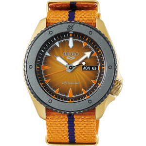 SEIKO 5 SPORTS X NARUTO UZUMAKI LIMITED EDITION - SRPF70K