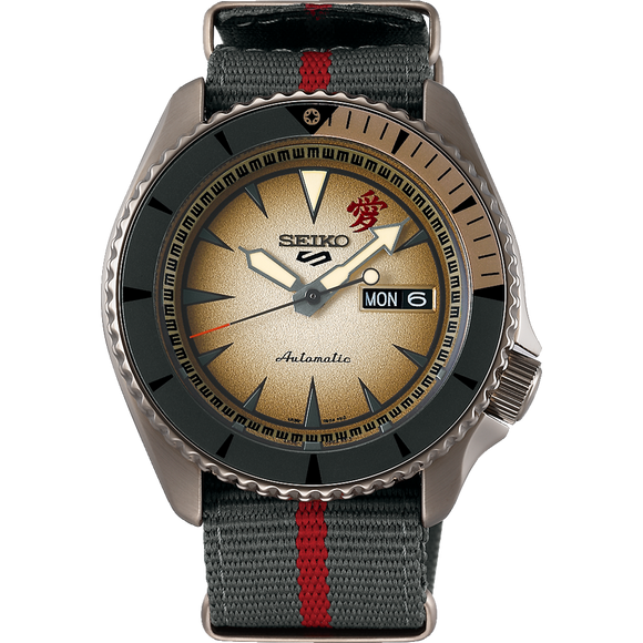 SEIKO 5 SPORTS X GAARA LIMITED EDITION - SRPF71K