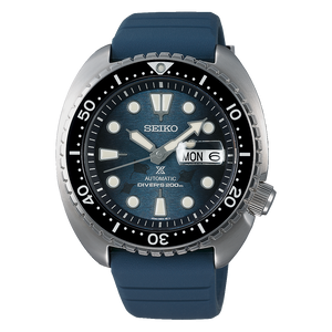 "SEIKO PROSPEX SAVE THE OCEAN ""MANTA RAY""  SPECIAL EDITION KING TURTLE SRPF77K 1"