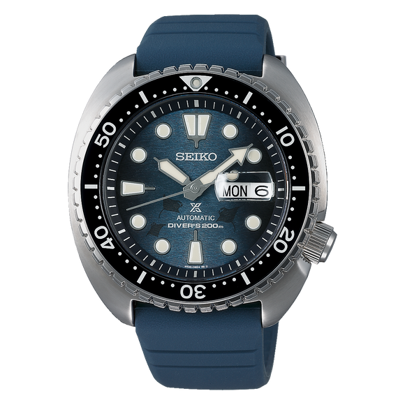 SEIKO PROSPEX SAVE THE OCEAN SPECIAL EDITION KING TURTLE SRPF77K - COMING SOON