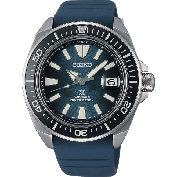 SEIKO PROSPEX SAVE THE OCEAN SPECIAL EDITION KING SAMURAI SRPF79K