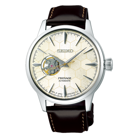 SEIKO PRESAGE COCKTAIL LIMITED EDITION STAR BAR SSA409J1
