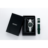 SEIKO PROSEPX 140TH ANNIVERSARY 'GREEN ISLAND' LIMITED EDITION SOLAR CHRONOGRAPH SSC807J
