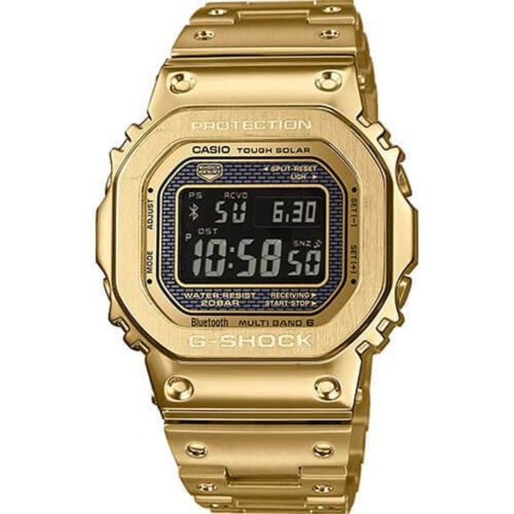 G-SHOCK ORIGIN METAL SQUARE GMW-B5000GD-9DR - Un Aime