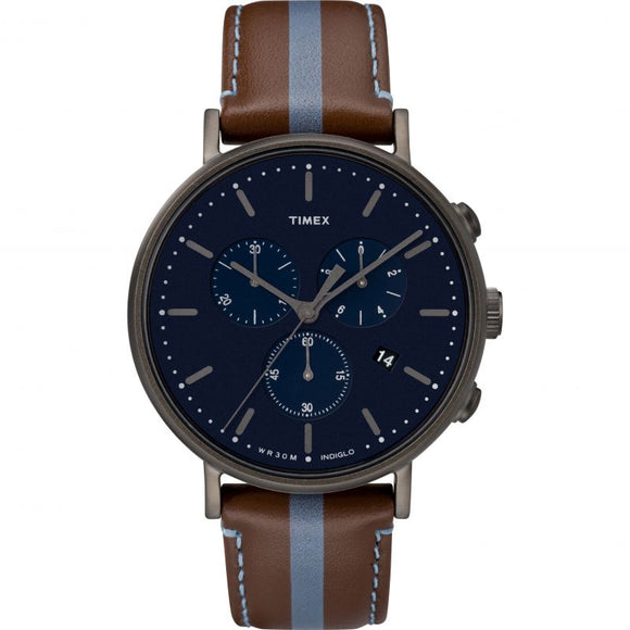 TIMEX FAIRFIELD CHRONOGRAPH TW2R37700