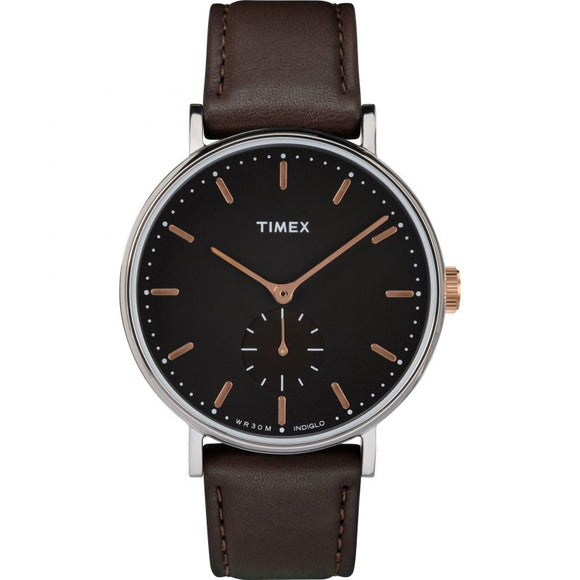 TIMEX FAIRFIELD SUB-SECOND TW2R38100